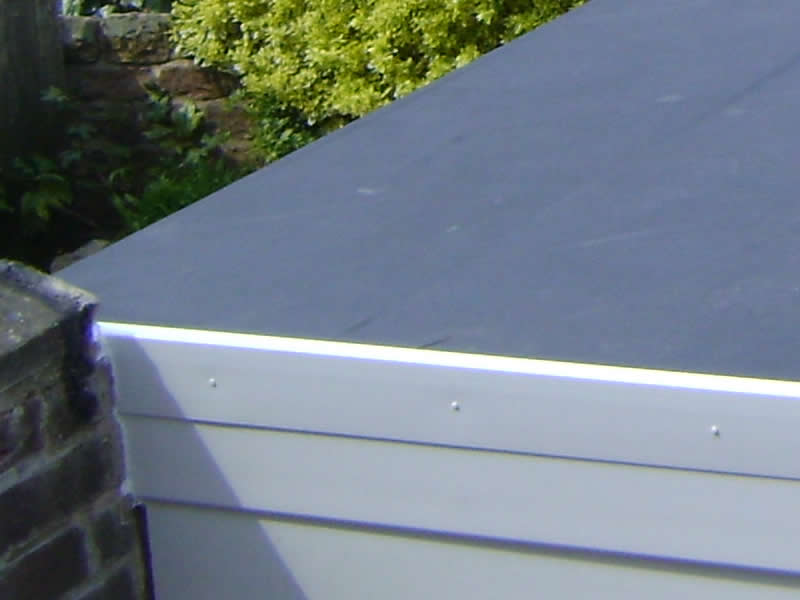 S M Roofing Epdm Rubber Roofing Contractor Plymouth